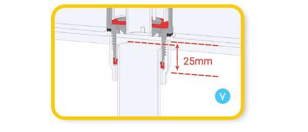 نصب فلاش تانک - مرحله هفتم - ایمن آب مدل کاسپین